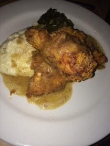 Dyron's Iron Skillet Fried Chicken