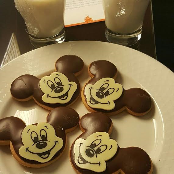 Cookies and Milk from Mickey